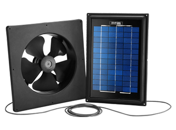 Solar Star Interior Mount 1200 Attic Fan